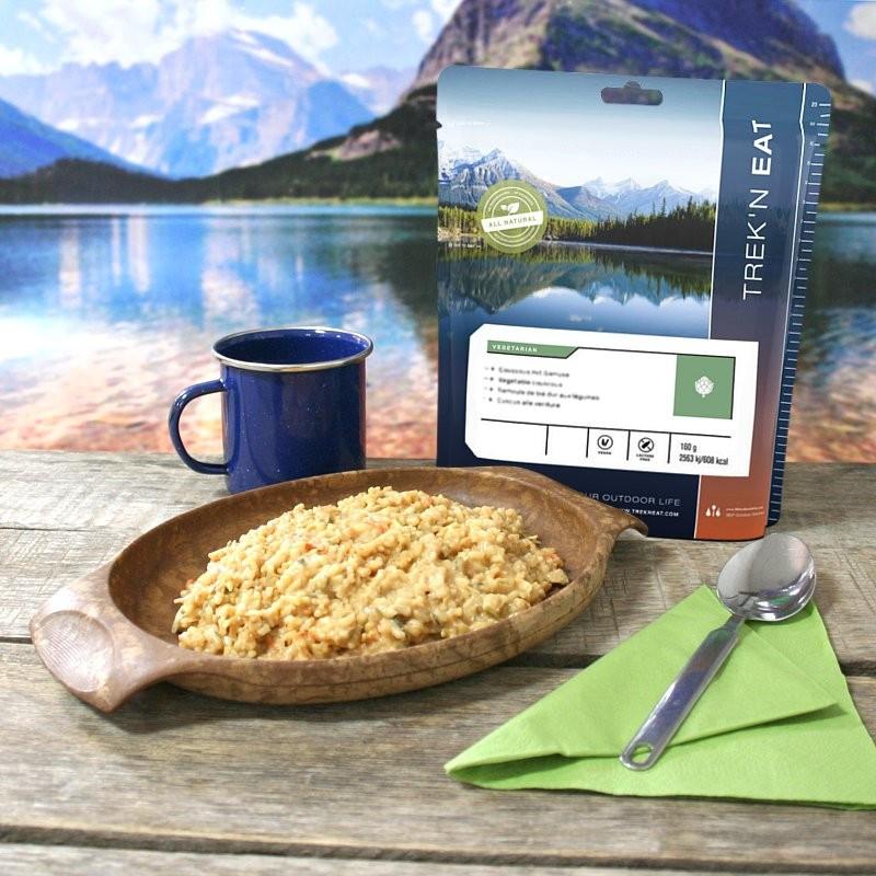 TREK'N EAT Risotto di soia agli ortaggi (160g)