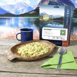 TREK'N EAT Vegetable couscous (160g)