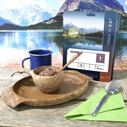 TREK'N EAT Mousse al cioccolato (100g)