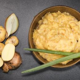 Kartoffelpüree mit Speck (110g)