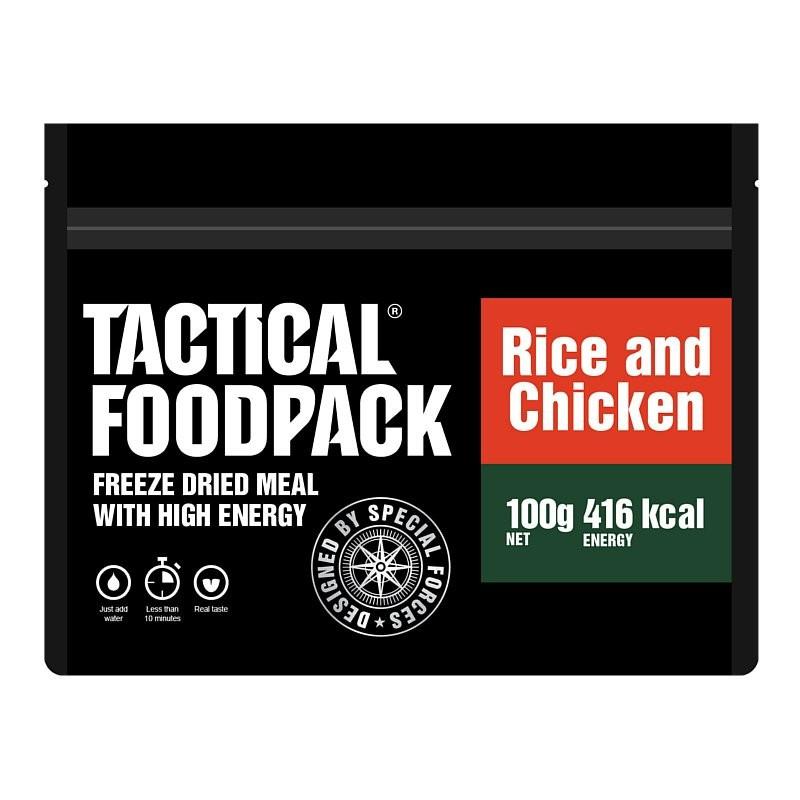 Huhn mit Reis (100g)