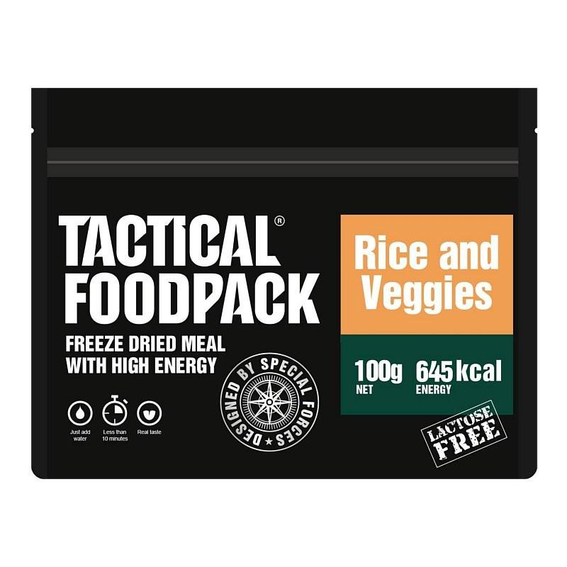 Reis mit Gemüse (100g)
