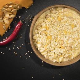Gelbes Kürbis-Curry (100g)