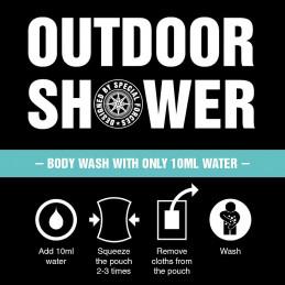 Outdoor Dusche
