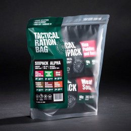 Tactical Foodpack Six Pack Alpha