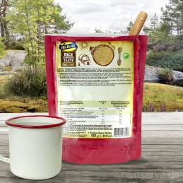 Blå Band Budino di riso con aroma di vaniglia