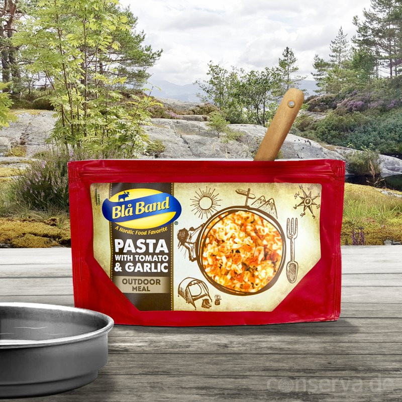 Blå Band Pâtes à la Tomate et à l'Ail