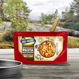 Blå Band Mediterrane Pasta mit Hähnchen