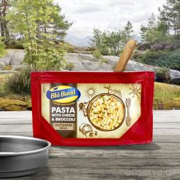 Blå Band Pasta mit Käse und Brokkoli