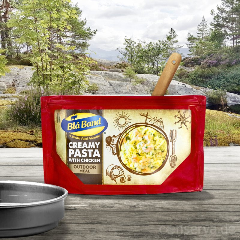 Blå Band Sahnige Hähnchen pasta