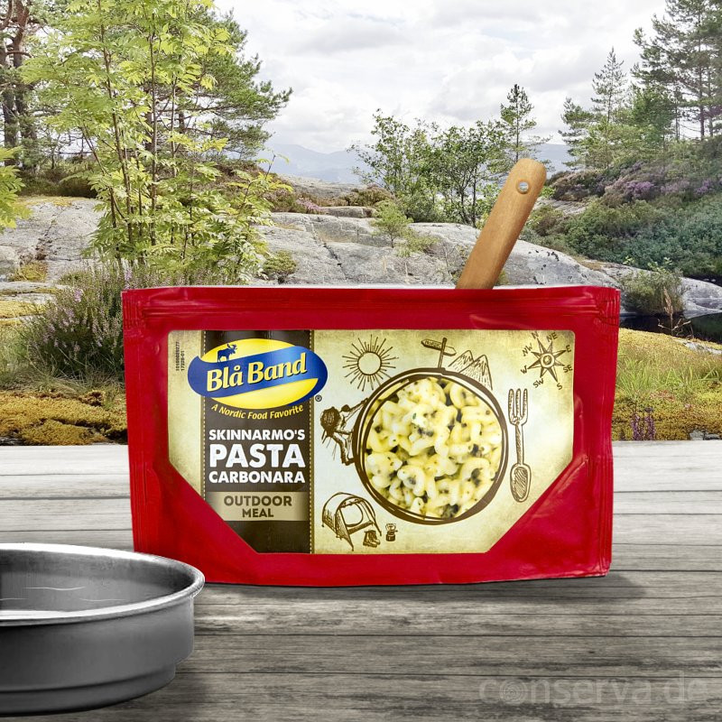 Blå Band Pâtes Carbonara