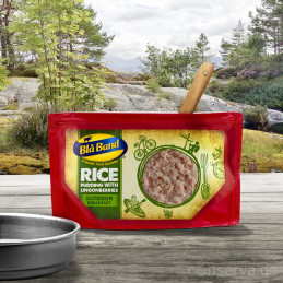 Blå Band Rice Pudding with...