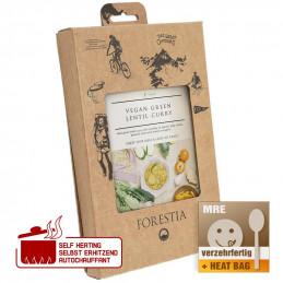 Forestia Curry vegano con lenticchie verdi