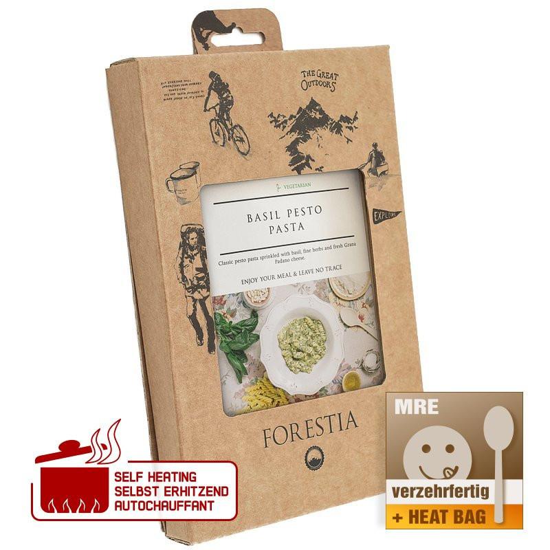 Forestia Pasta con pesto di basilico