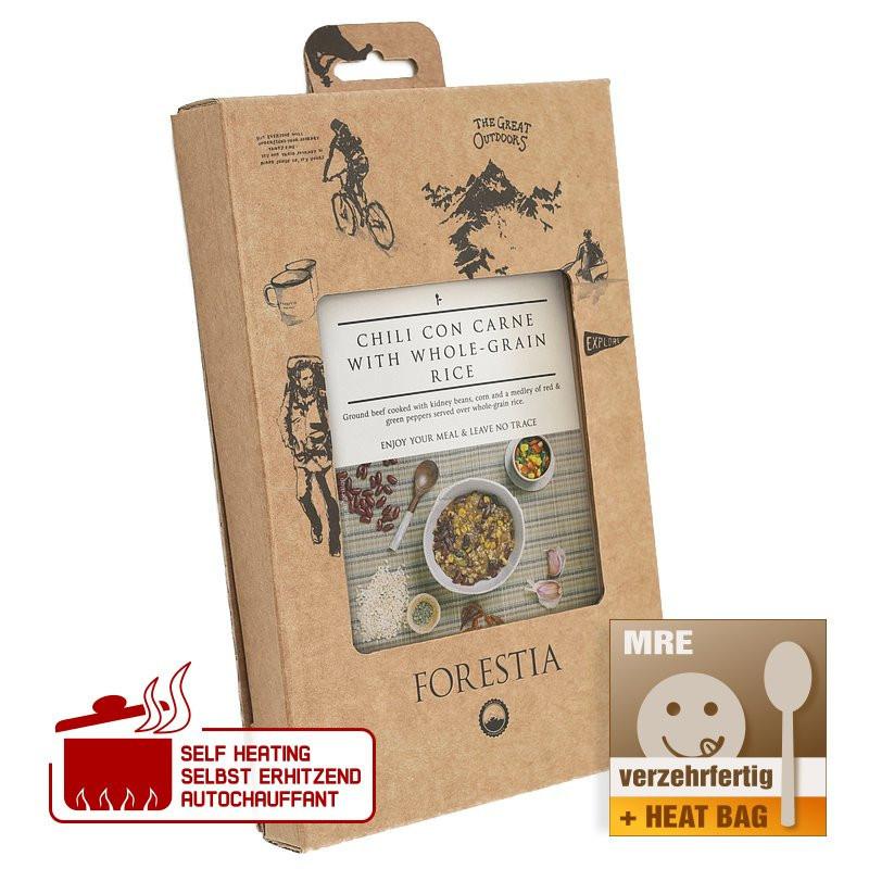 Forestia Chili Con Carne avec riz à grains entiers