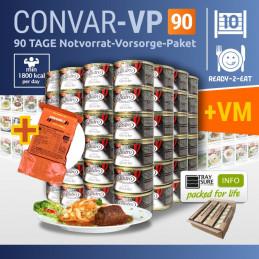 90 Days CONVAR VP