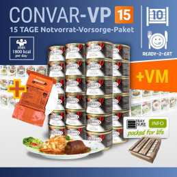 15 Days CONVAR VP