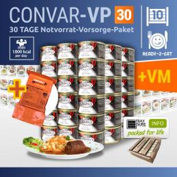 30 Days CONVAR VP