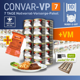 7 jours CONVAR VP