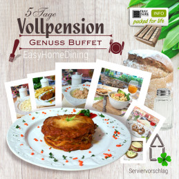 Vollpension Genuss Buffet