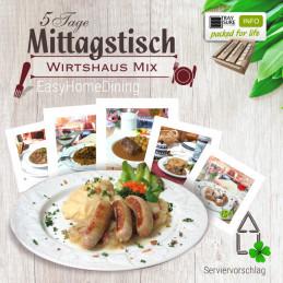 Mittagstisch Wirtshaus Mix
