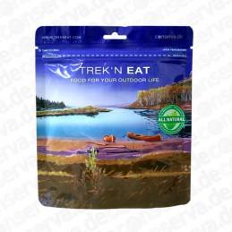 TREK'N EAT Lait entier en poudre - Instantané (250g - 2 Litre)