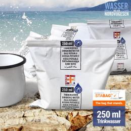 Emergency Food Trinkwasser 250ml