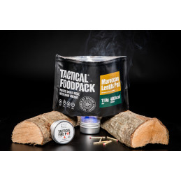 Tactical Foodpack Fire Pot