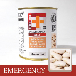 EF BASIC White beans (400g)