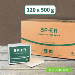 5 x BP-ER ration...