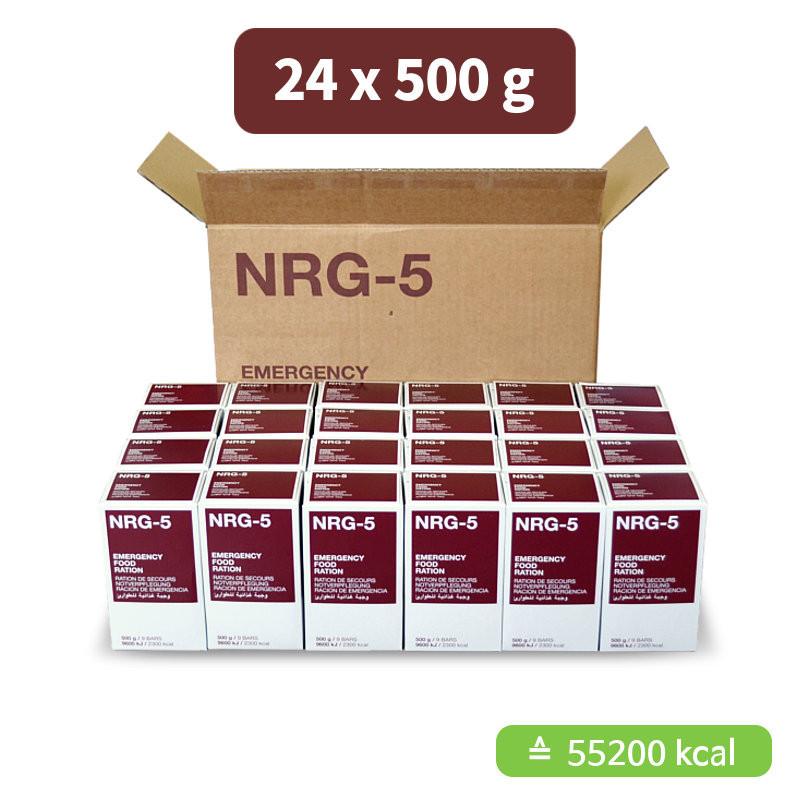 NRG-5 (24 x 500g)