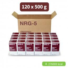 5 x NRG-5 (24 x 500g)