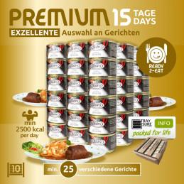 15 Tage Notvorrat Premium...