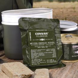 CONVAR Feldküche barrette energetiche di grano (120g)