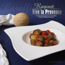 Caraffino Ragout of shoulder of lamb (410g)