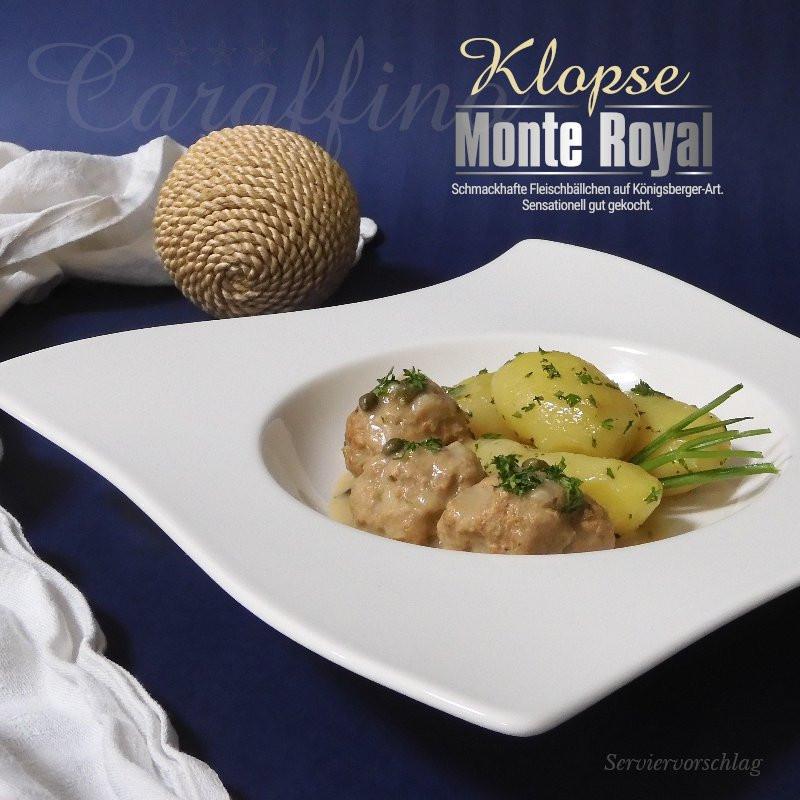 Caraffino Klopse Monte Royal (400g)