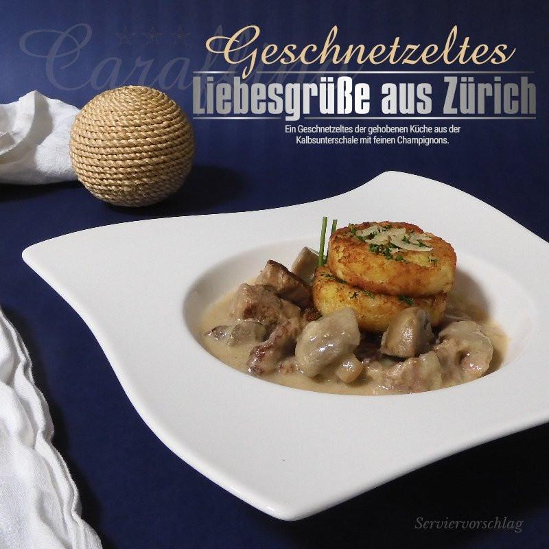 Caraffino Geschnetzeltes Liebesgrüße aus Zürich (440g)