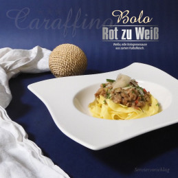 Caraffino Bolognèse blanche au haché de veau (400g)
