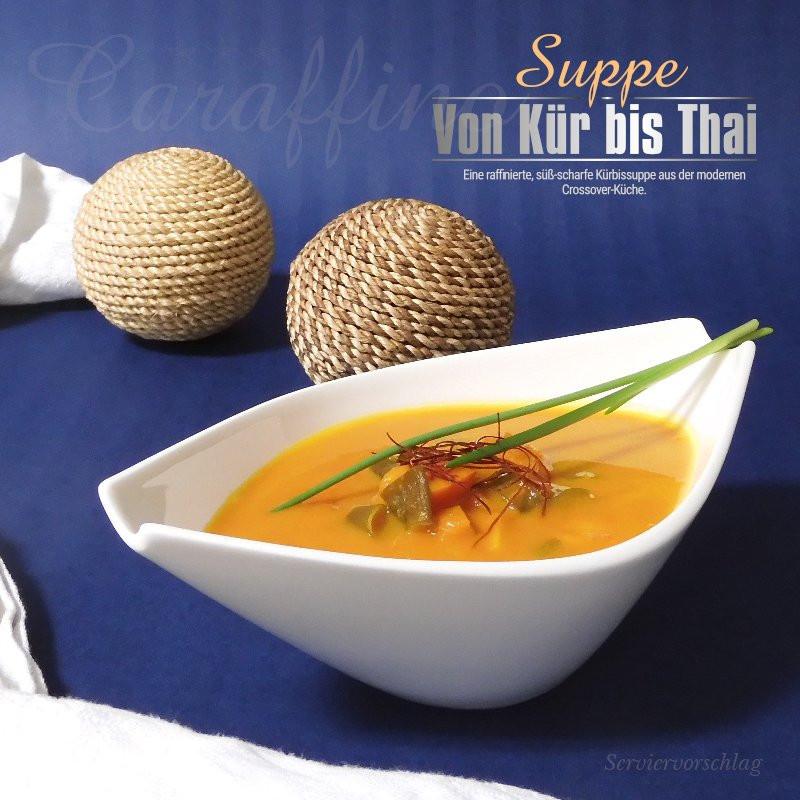 Caraffino Suppe von Kür bis Thai (390ml)