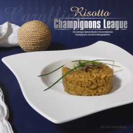 Caraffino Risotto with mushrooms (440g)