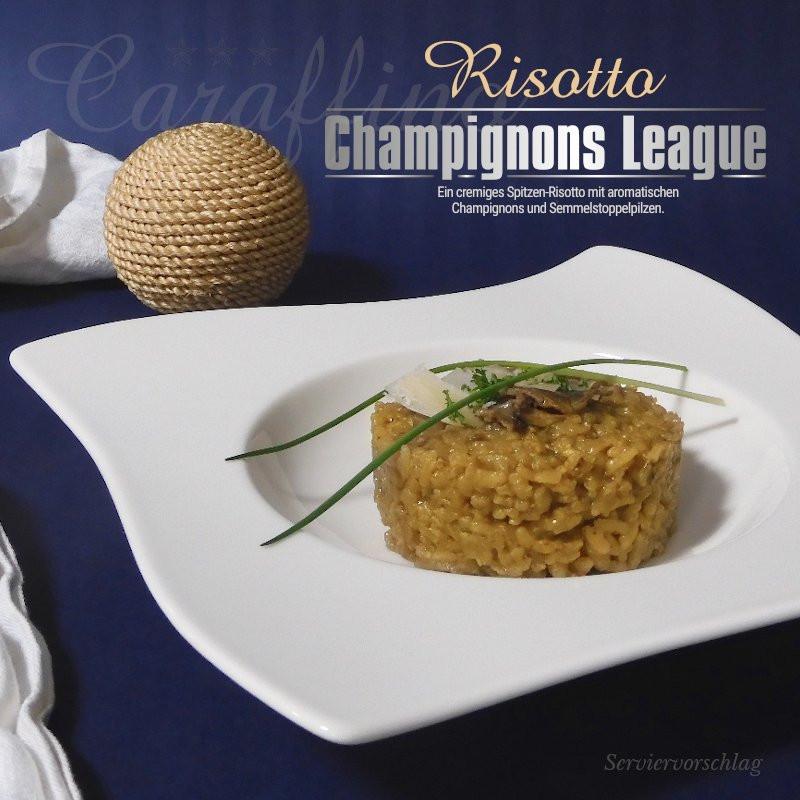 Caraffino Risotto Champignons League (440g)