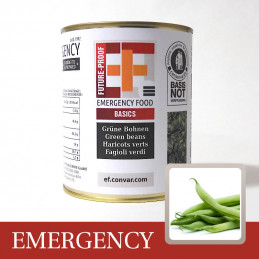 EF BASIC Green beans (160g)