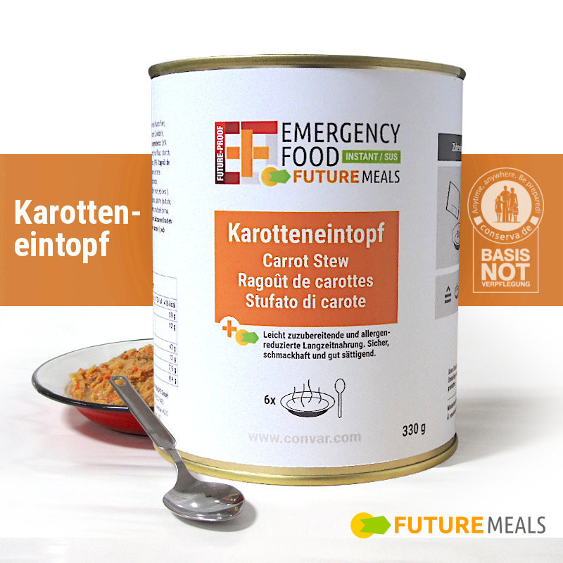 EF Karotteneintopf (330g)