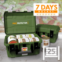 EF Emergency Food - 7 Days BUCKET MIL