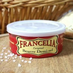 Beurre en conserve, demi-sel (250g)