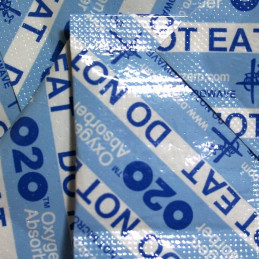 Oxygen absorbers (250 x 50cc)