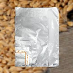 """Aluminium-laminated bag, 200mm x 150mm (8"""" x 6"""")"""
