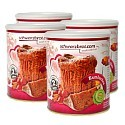 Canned cake - value packages