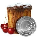 Canned cake-single can