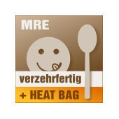 MRE + Heat Bag